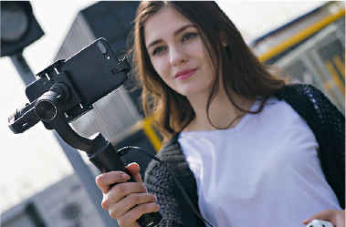 Zhiyun Smooth 3 smartphone stabilizer